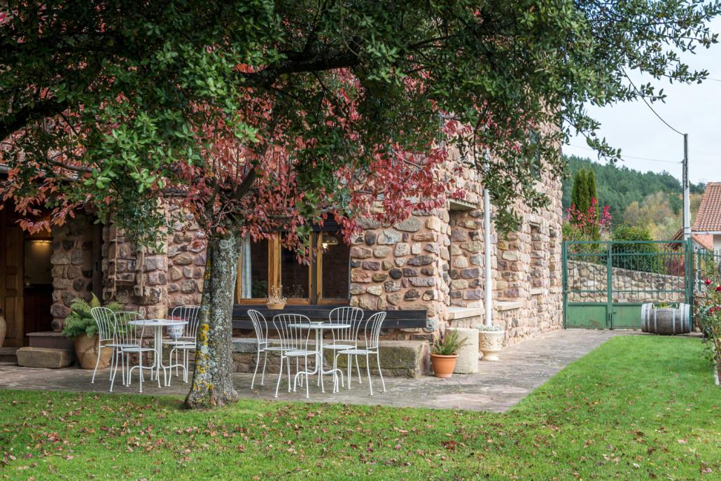 Casa rural en la rioja - Jardines de azahar rioja ...